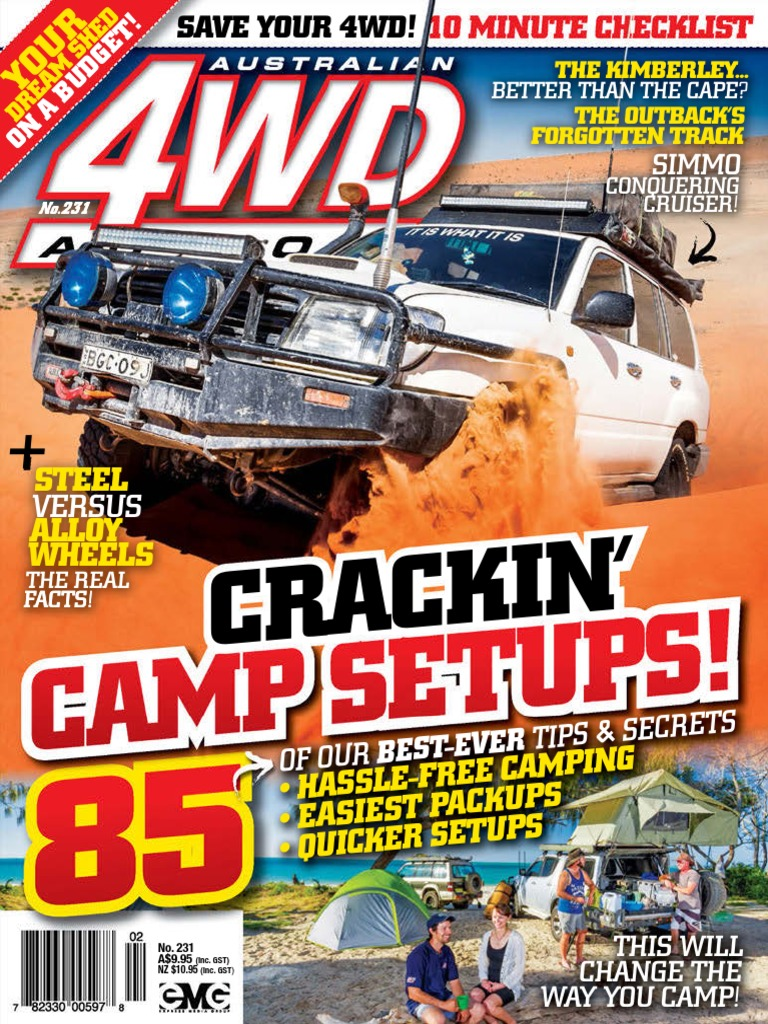 4wd action prizes images