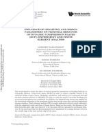 Influence of geometry and design parameters on flexural behaviour of dynamic compression plates (dcp) - experiment and finite element analysis.pdf