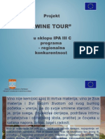Wine Tour Vino&Hrana