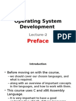 Operating System Development