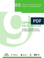 depresion en el adulto mayor
