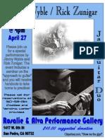 Jimmy Wyble-Rick Zunigar 4-27-08