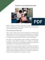 Atención Odontológica en Pacientes Gestantes-niños-Adulto Mayor