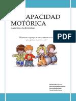 Trabajo de Atencion a La Diversidad, Discapacidad Motora (2)