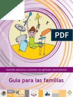 (2011) Guía Para Orientar a Las Familias. Pags. 25-30