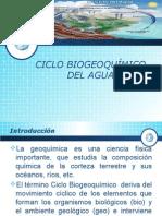 Ciclo Biogeoquímico Del Agua Original