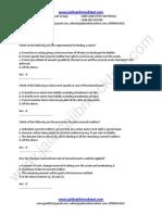 JAIIB LRAB Sample Questions - For Nov 2015 Exam_54