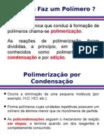 polimerização