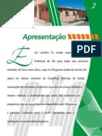 Cartilha PSF