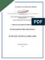 Planeamiento Operativo Jose Saavedra