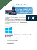 Guía de Windows 8