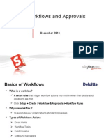 Salesforce 401 - Salesforce Workflow and Approvals (2)