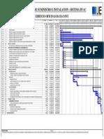 Cronograma Edificio Oficinas Datacont_140415