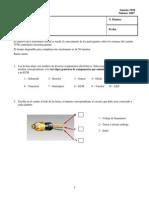 Cuestionario Parte Electrica