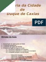 História Do Município de Duque de Caxias - Concurso 2015