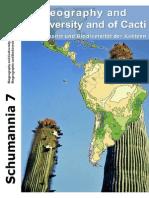 Biodiversity of Cacti