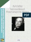 Pan Europa - Kalergi