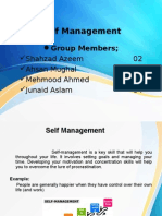 Self Management 2