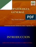 Introducción a La Fitopatologia