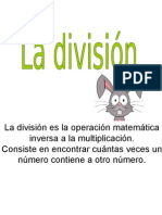 La Division.ppt