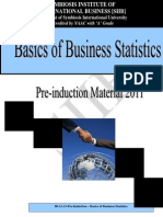 Module2_Basics of Business Statiscs