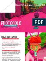 Protocolo contra Violencia Institucional