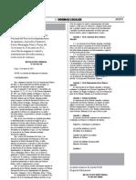 RESOLUCION SUPREMA N° 118-2015-IN - Norma Legal Diario Oficial El Peruano