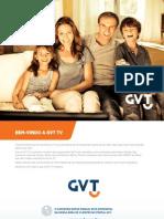 Manual Gvt Tv