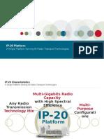 1 FibeAir IP-20 Product