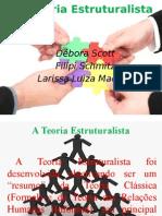 A Teoria Estruturalista