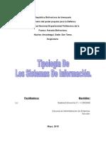 Unidad 6 Tipologia de Los Sistemas de Informaciã'n