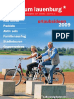Urlaubsideen Herzogtum Lauenburg