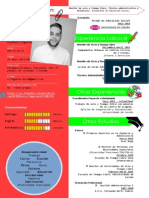 Currículo David Espiñeira