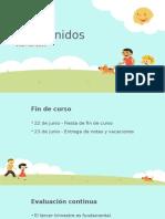 Reunión General de Padres - FINAL - 4º Pimaria
