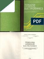 Tehn Luc Electrotehnice IX 1988
