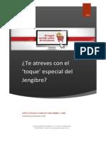 Te Atreves Con El Toque Especial Del Jengibre