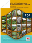 Economía de Los Cultivos Industriales - INTA