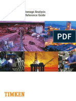 5892 Timken Bearing Damage Analysis With Lubrication Reference Guide