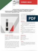 7. OHSAS 18001-Certification