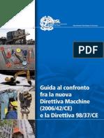 081215 ISPESL Guida Nuova Direttiva Macchine