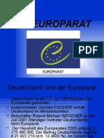 Der Europa Rat