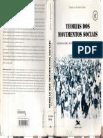 Teoria Dos Movimentos Sociais - Maria da Glória Gohn