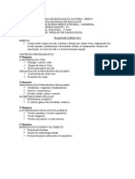 Plano de Curso Biologia CEMTI 2012