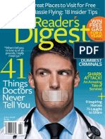 Reader's Digest - July 2008