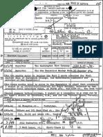 Benjamin Bradlee FBI File