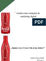 """""""Spune-i Cu o Coca-Cola Și Un Cântec!"""