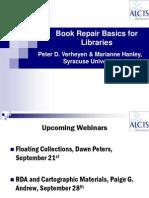 091411book Repair Basics