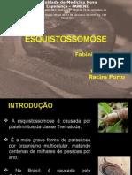 Gastro - Esquitossomose