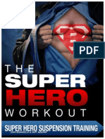 SUPERHERO Suspension Training Manual