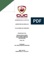 Flujo Sobre Una Compuerta Gp 3 Informe 4